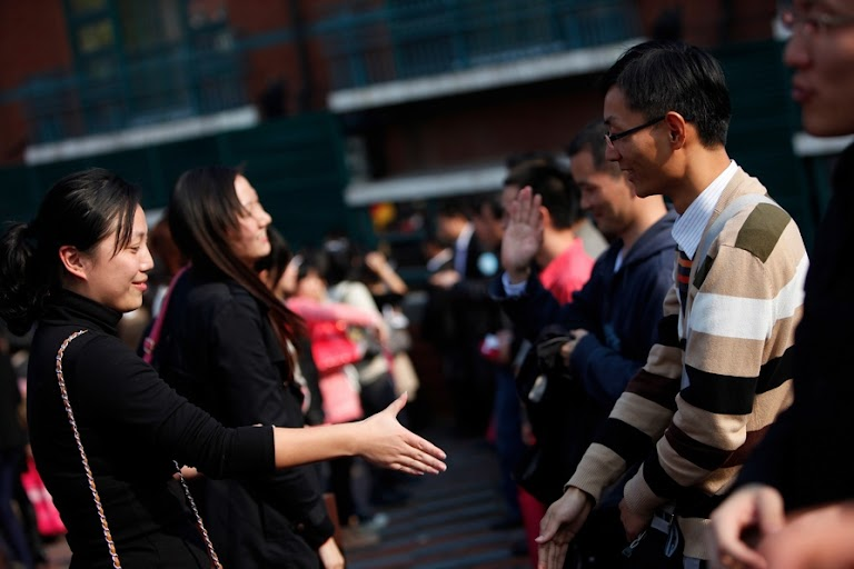 Asian christian speed dating nyc