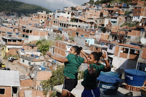 Rio sisters: from violence to the Olympics