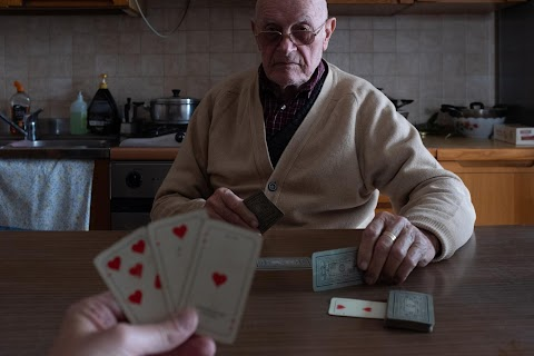 Losing my grandfather to dementia during the pandemic