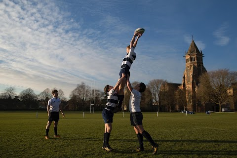 Rugby's hallowed turf