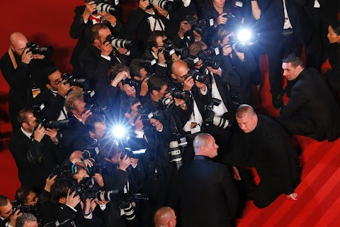 Cannes from the sidelines