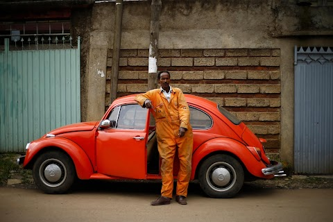 "Life after death for the ""Love Bug"" in Ethiopia"