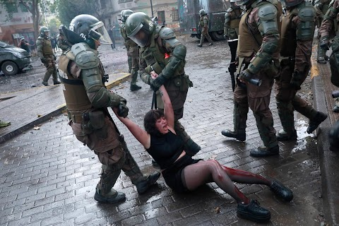 Human rights abuse accusations proliferate in Chile unrest