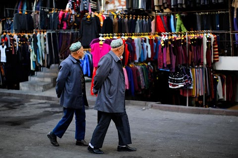 China's Uighur minority