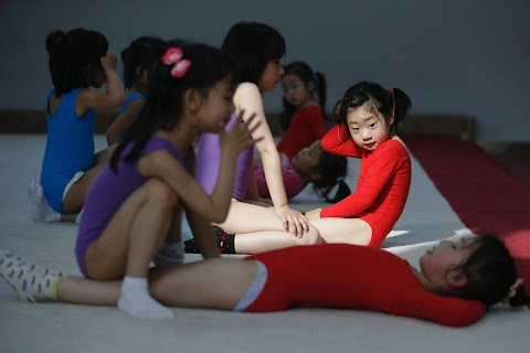 Training China's Olympic future