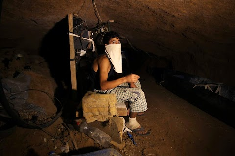 Gaza's smuggling tunnels