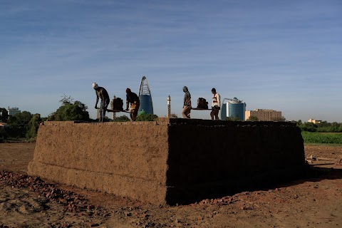 Fears at Nile\u0027s convergence in Sudan that new dam will sap river's strength