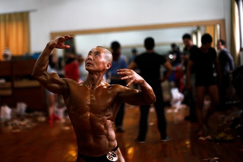 Muscle champions of China