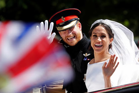 Photographers pick their best royal wedding picture