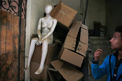 Mannequins, money and manufacturing
