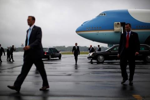 Chasing Obama