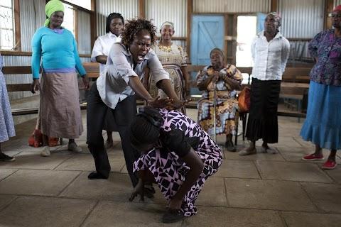 Kenya grannies fight back