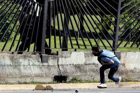 Venezuela: death of a protester
