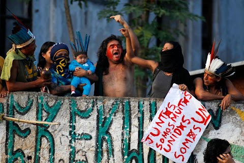 Evicted from the shadow of Maracana