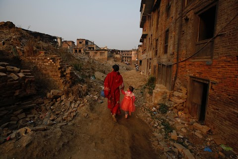 Nepal a year after the earthquake