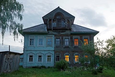Russia's ancestral architecture
