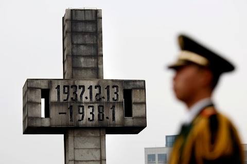 Remembering the Nanjing massacre