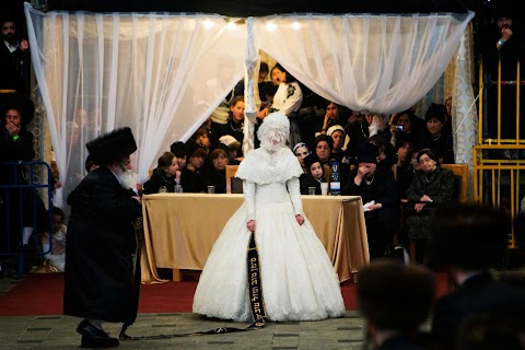 Marrying the Chief Rabbi's grandson