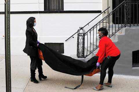 Dealing with the dead: the female undertakers of Harlem