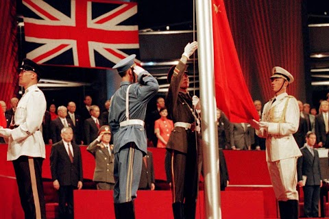 Hong Kong: 20 years since the end of British rule