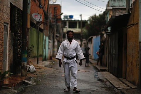 Rio's refugee judoka: from Congo to the Olympics
