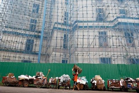 Transforming Yangon