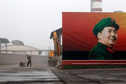 China's model Communism