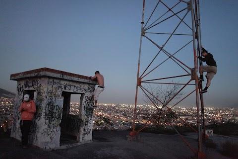 Climbing the borders