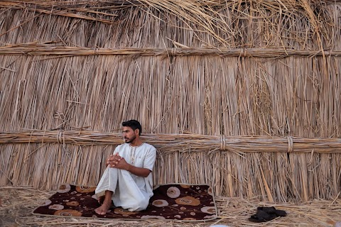 """""""Our whole life depends on water"""" climate change, pollution and dams threaten Iraq's Marsh Arabs"""