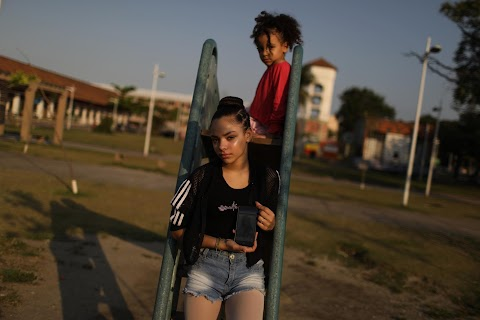 Violence leaves lasting marks among Rio victims' families