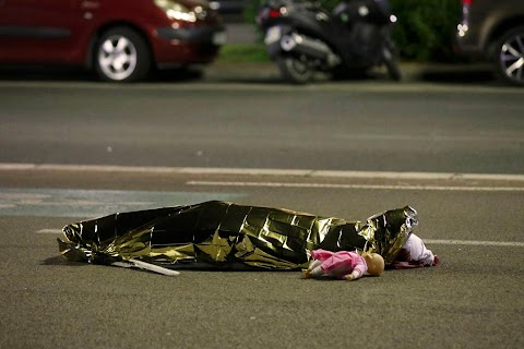 In the aftermath of the Bastille Day attack