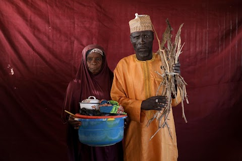 Boko Haram displaced barter to survive