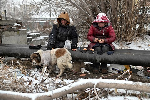 How to survive a Siberian winter with no home