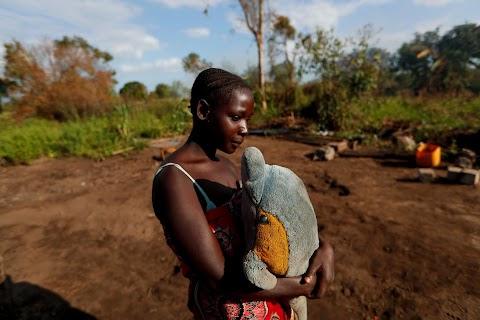 Lives washed away: A mother\u0027s loss in Mozambique