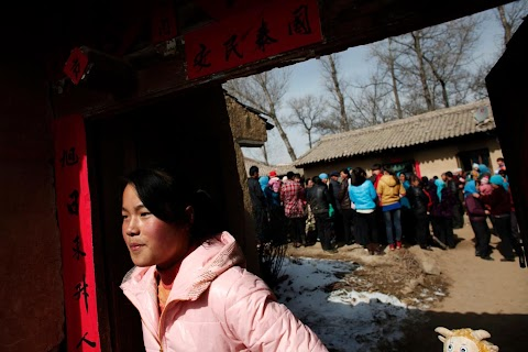 China's rural poor