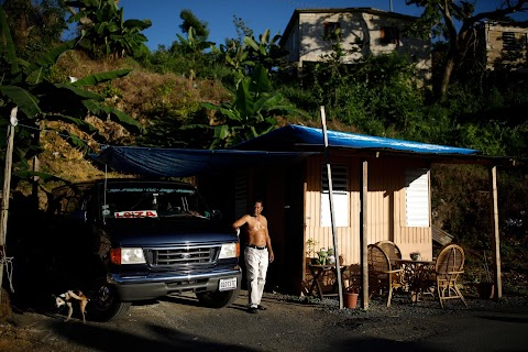 In Puerto Rico, a housing crisis U.S. storm aid won't solve