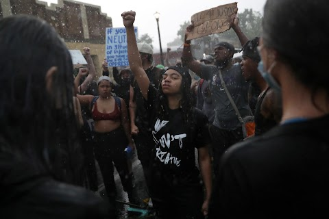US saw summer of Black Lives Matter protests demanding change