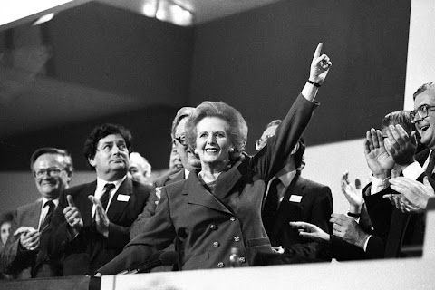 "The ""Iron Lady"" dies"