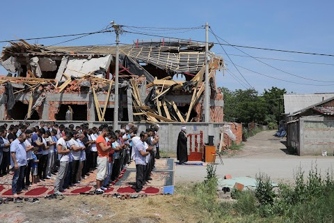 With just one mosque, Belgrade\u0027s Muslims improvise