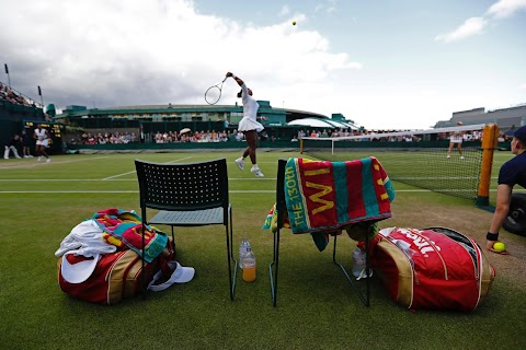Wimbledon: in the hot seat