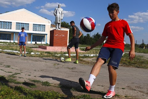 World Cup brings village community closer