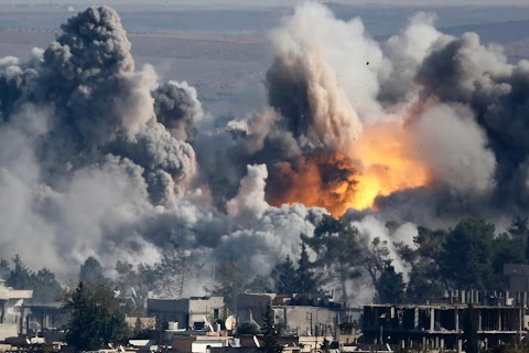 The battle for Kobani