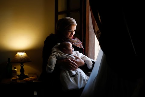 New mothers suffer nerves, guilt as maternity leave ends