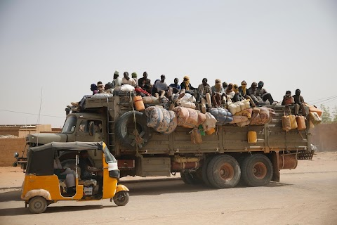 Smuggled through Niger