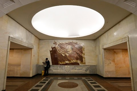 Going underground: the Moscow metro