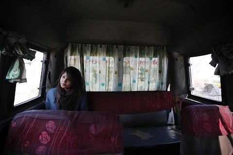 Nepal's women-only buses