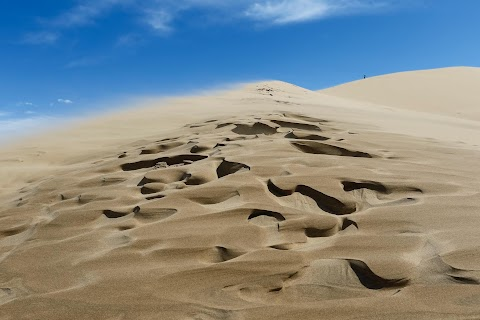 Kazakhstan's singing sands