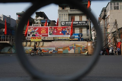 Vietnam: Communist Party election posters