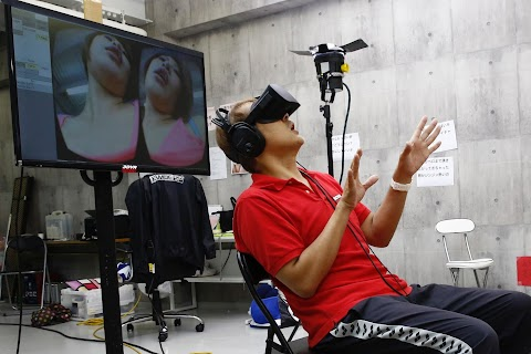 Japan video makers explore Virtual Reality for adults