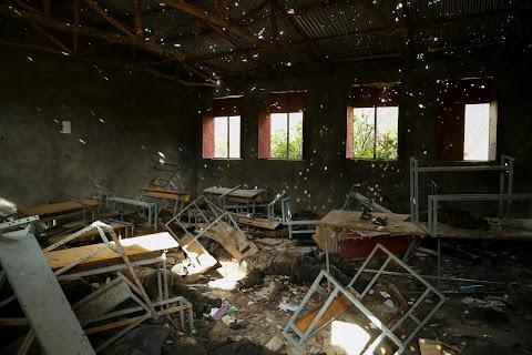 Grim aftermath of Ethiopian battle offers rare clues of brutal war